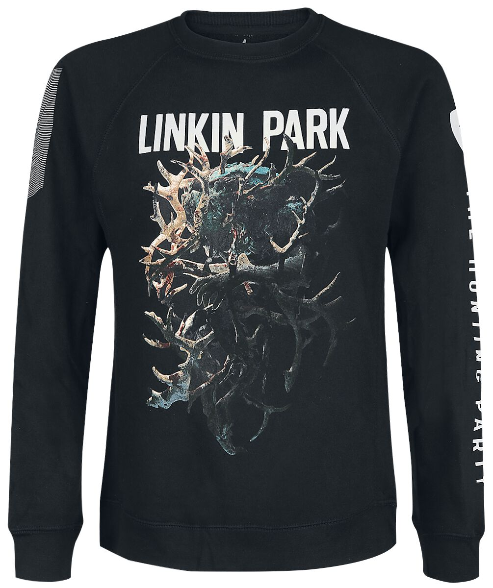 Image of   Linkin Park Stag Sweatshirt sort