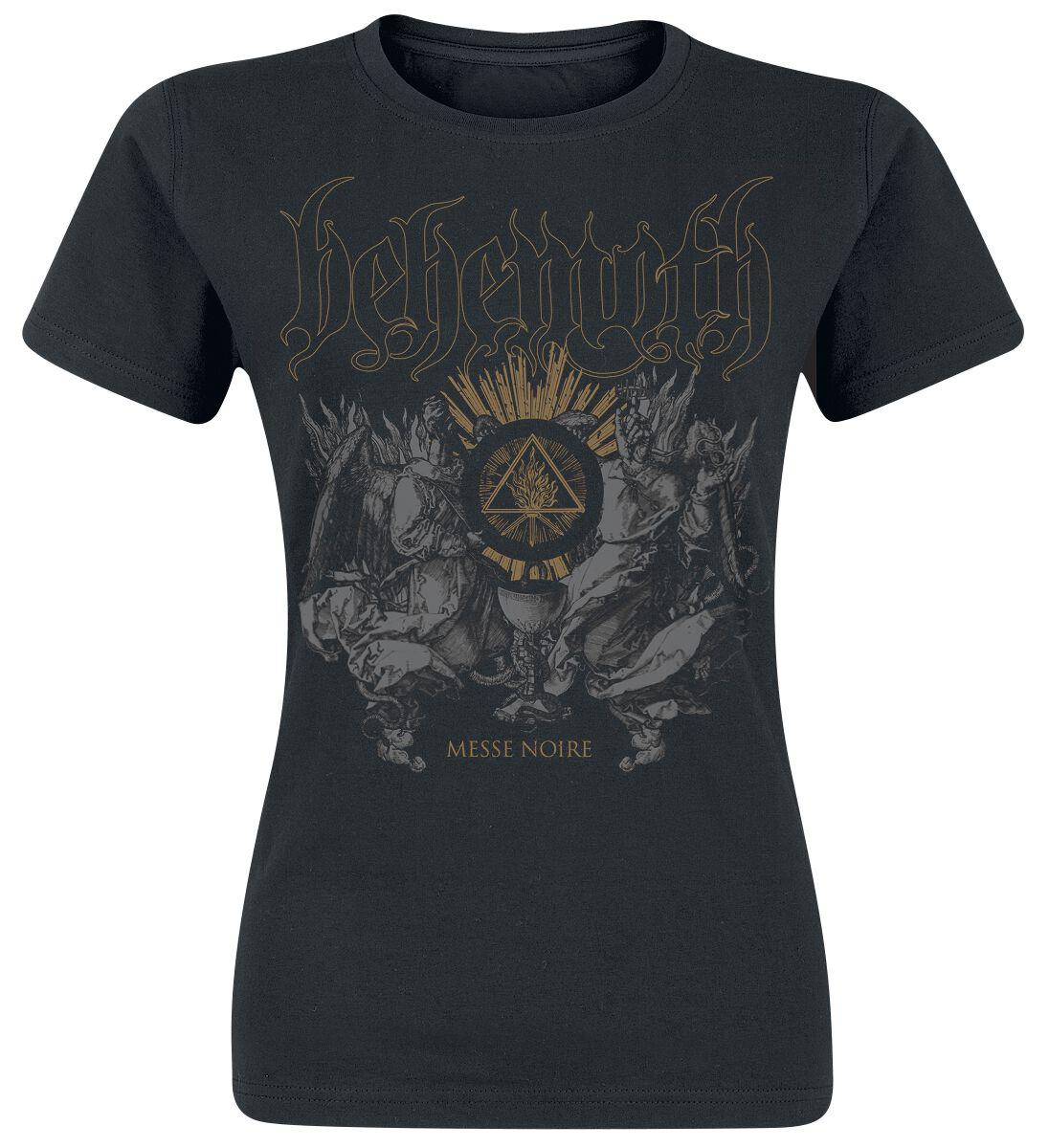 Zespoły - Koszulki - Koszulka damska Behemoth Messe Noire Koszulka damska czarny - 373563