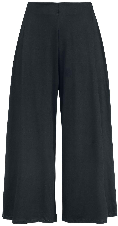 Image of   Outer Vision Culotte Pants Marisa Girlie bukser sort