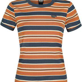 Star Wars Solo: A Star Wars Story - Retro Stripe T-shirt Femme multicolore