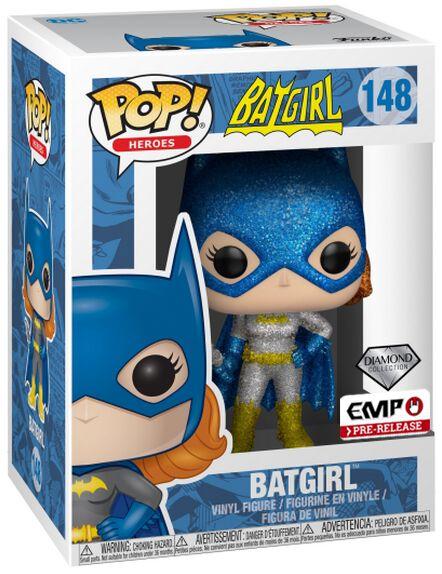 Image of   Batman Batgirl (Diamond Collection) Vinyl Figure 148 Samlefigur Standard