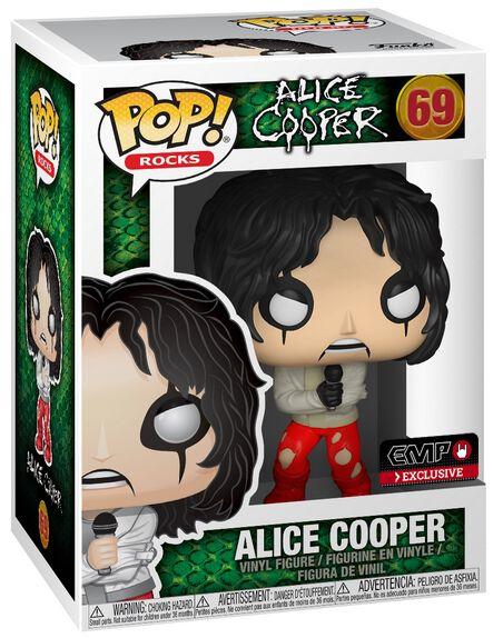 Alice Cooper Alice Cooper Rocks Vinyl Figure 69...