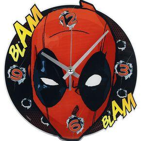 Deadpool Horloge Murale Standard