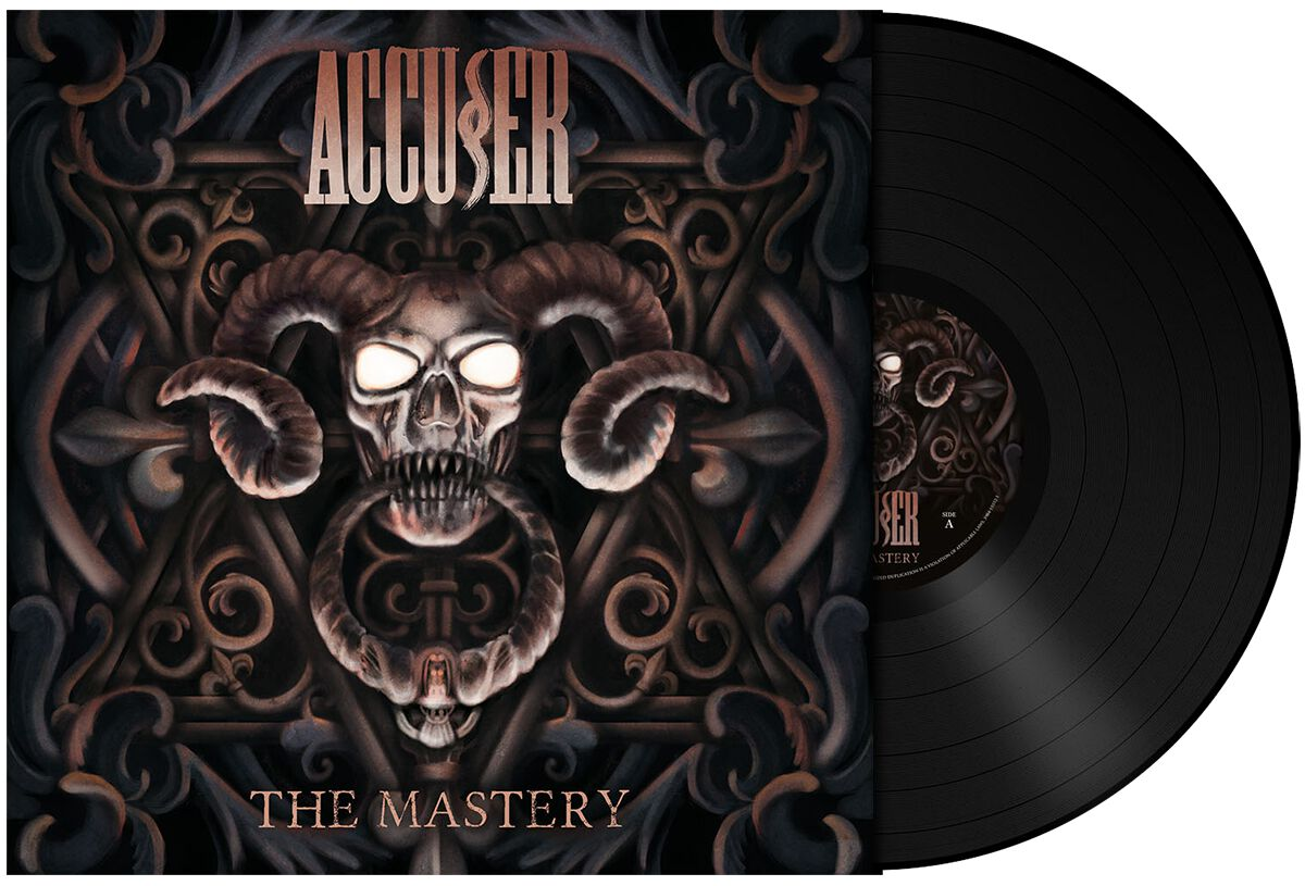 Image of   Accuser The mastery LP standard