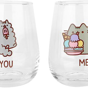 Pusheen You and Me Glasses