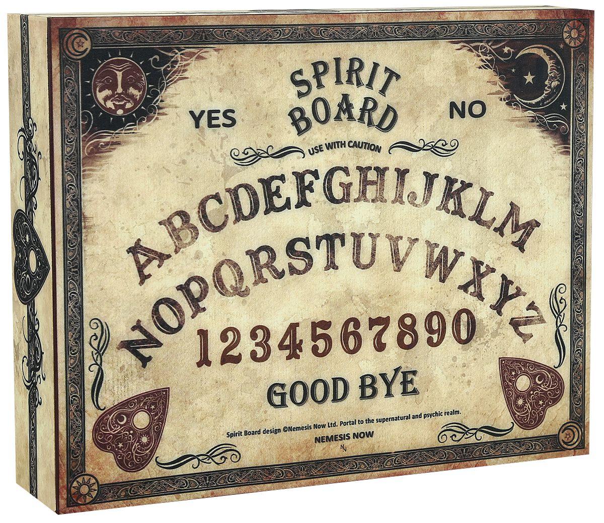 Image of   Nemesis Now Jewellery Box Spirit Board Dekorationsartikel Standard