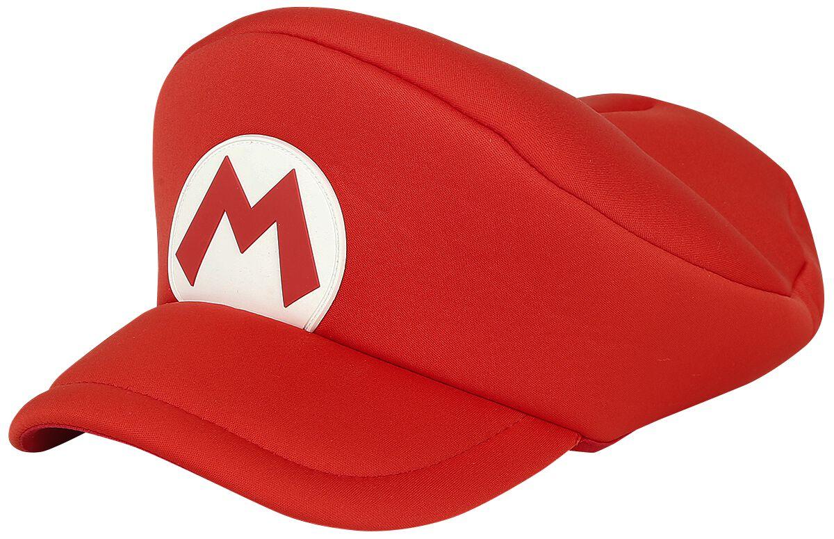 Image of   Super Mario Super Mario Cap Cap multifarvet