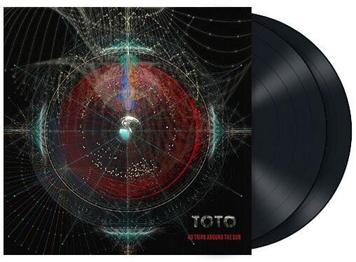 Toto 40 Trips around the sun 2-LP Standard