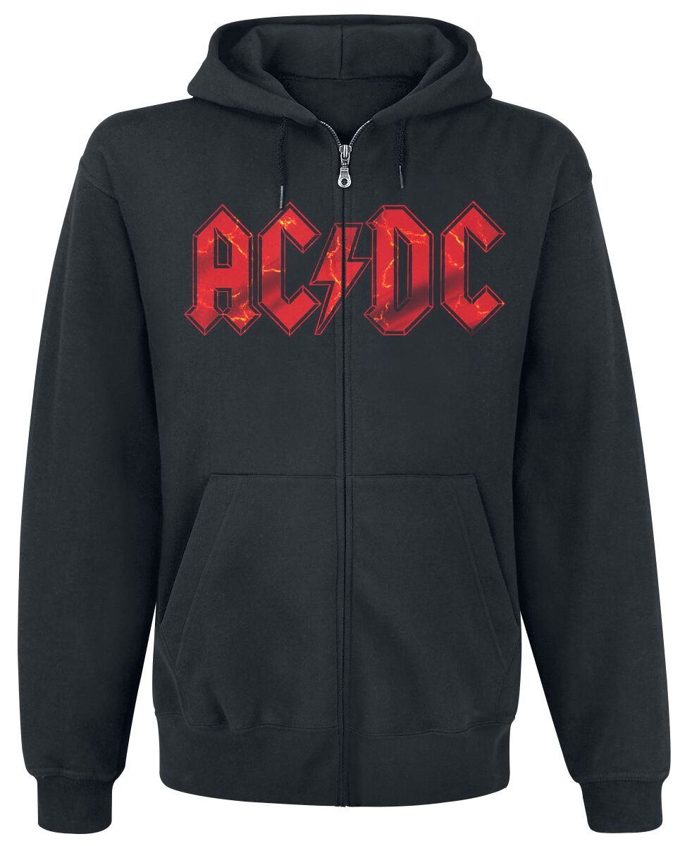 Image of   AC/DC Ballbreaker Hættejakke sort