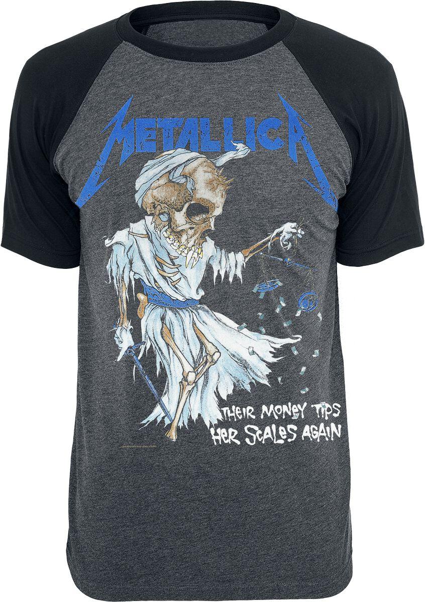 Image of   Metallica Doris T-Shirt koks-sort