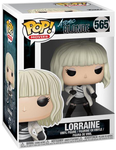 Figurine Pop! Atomic Blonde - Lorraine