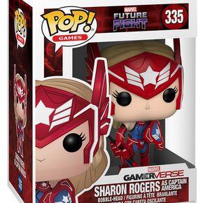 Figurine Pop! Sharon Rogers - Marvel Future Fight