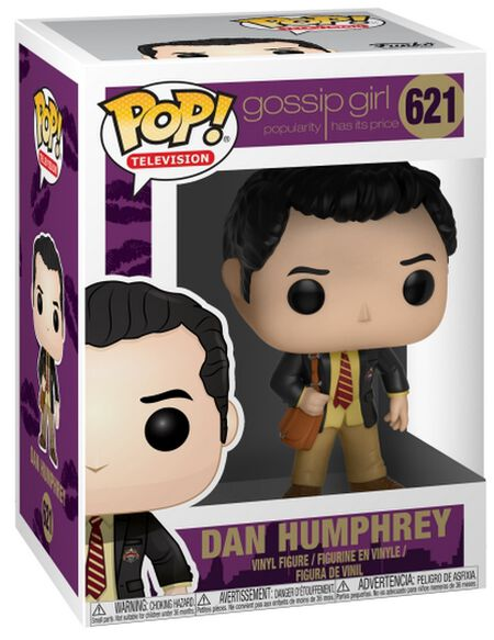 Figurine Pop! Gossip Girl - Dan Humphrey