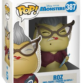 Figurine Pop! Disney: Monstres et Cie - Germaine