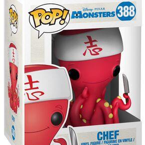 Figurine Pop! Disney: Monstres et Cie - Harryhausen