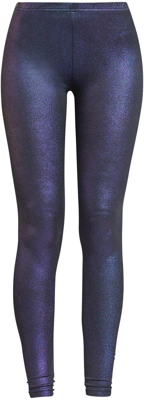 Image of   Gothicana by EMP Built For Comfort Leggings multifarvet