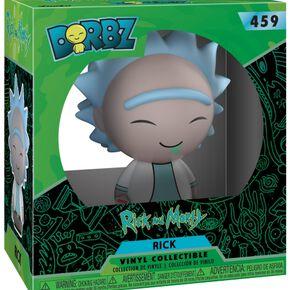 Figurine Dorbz Rick - Rick et Morty
