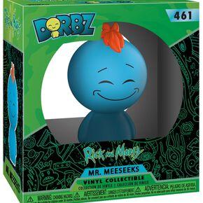 Figurine Dorbz Mr Meeseeks - Rick et Morty