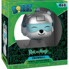 Figurine Dorbz Croquette - Rick et Morty