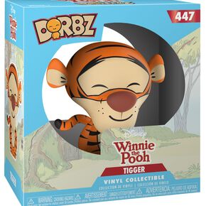Figurine Dorbz Winnie l'ourson (Disney) - Tigrou