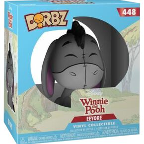 Figurine Dorbz Winnie l'ourson (Disney) - Bourriquet