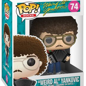 Figurine Pop! Rocks -  Weird Al  Yankovic