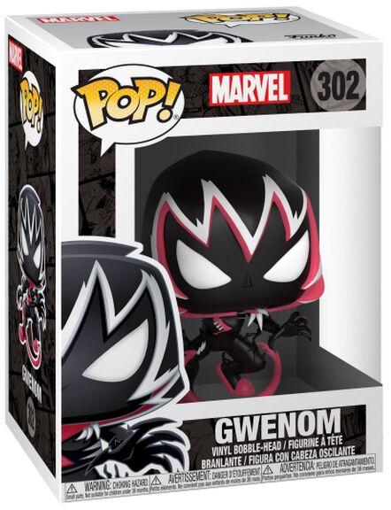 Image of   Spiderman Spider Gwenom Vinyl Figure 302 Samlefigur Standard