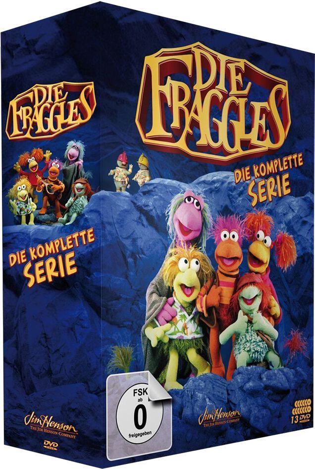 Die Fraggles Die komplette Serie 13-DVD Standard