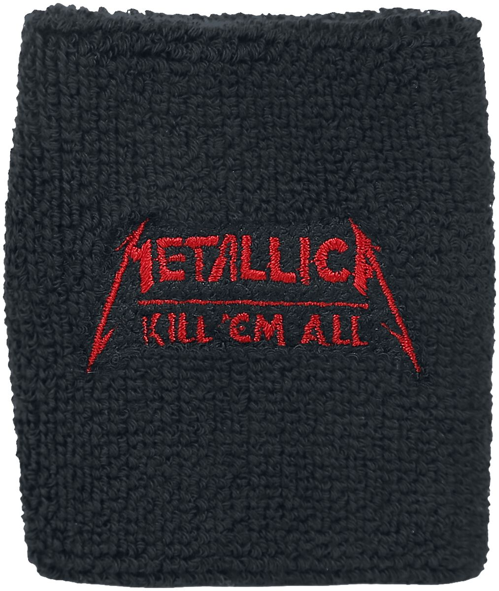 Image of   Metallica Kill 'Em All Armbånd sort