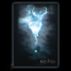 Harry Potter Patronus Luminart Lampe Standard