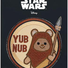 Star Wars Loungefly - Ewok - Yub Nub Patch multicolore