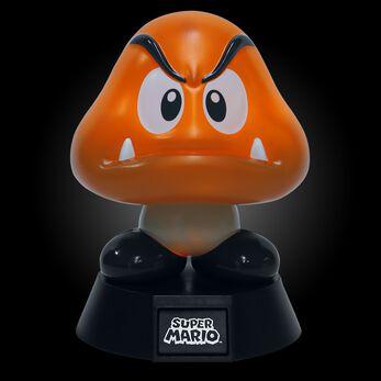 Veilleuse Goomba 3D - Super Mario