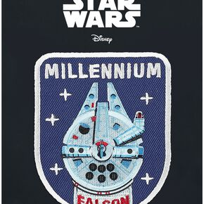 Star Wars Loungefly - Millenium Falcon Patch multicolore