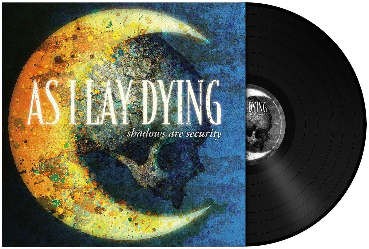 Image of As I Lay Dying Shadows are security LP Standard
