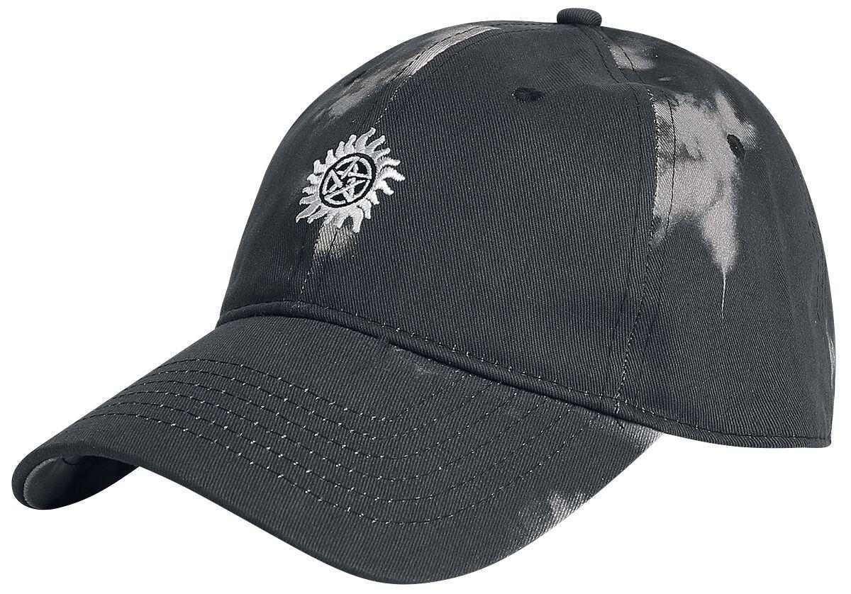 Image of   Supernatural Logo Baseball Cap batik