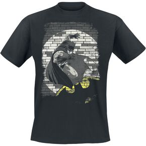 Batman Spotlight T-shirt noir