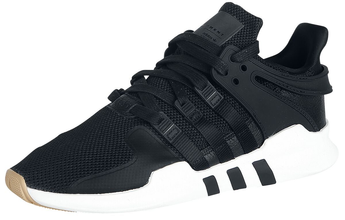 Image of   Adidas EQT Support ADV Sneakers sort-hvid