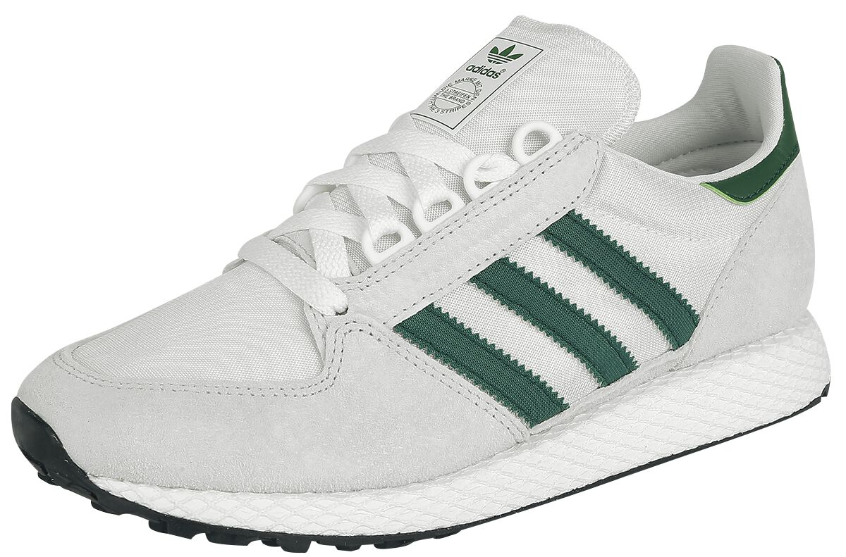 Image of   Adidas Forest Grove Sneakers hvid-grøn