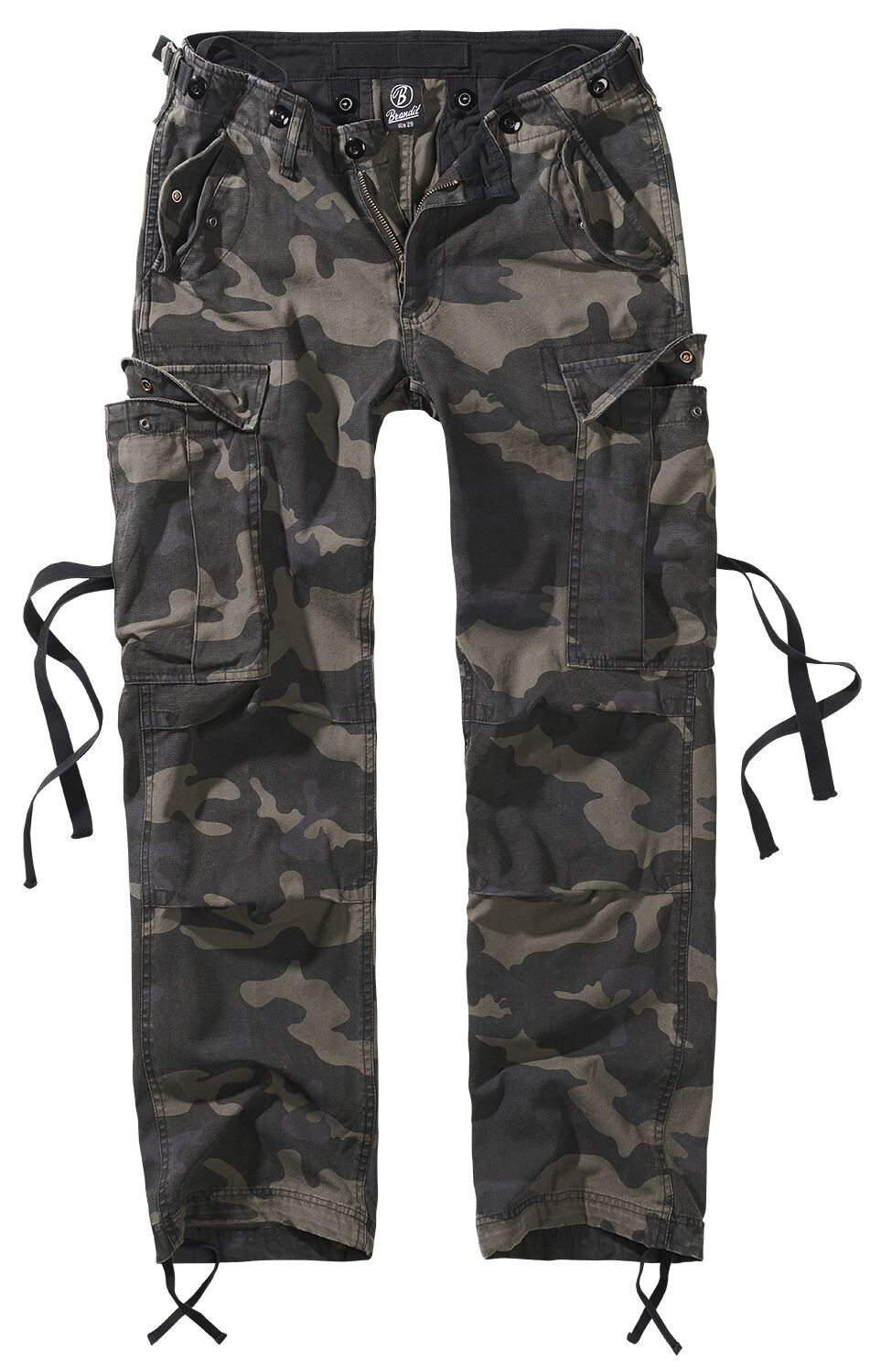 Hosen für Frauen - Brandit M65 Ladies Trousers Girl Hose darkcamo  - Onlineshop EMP