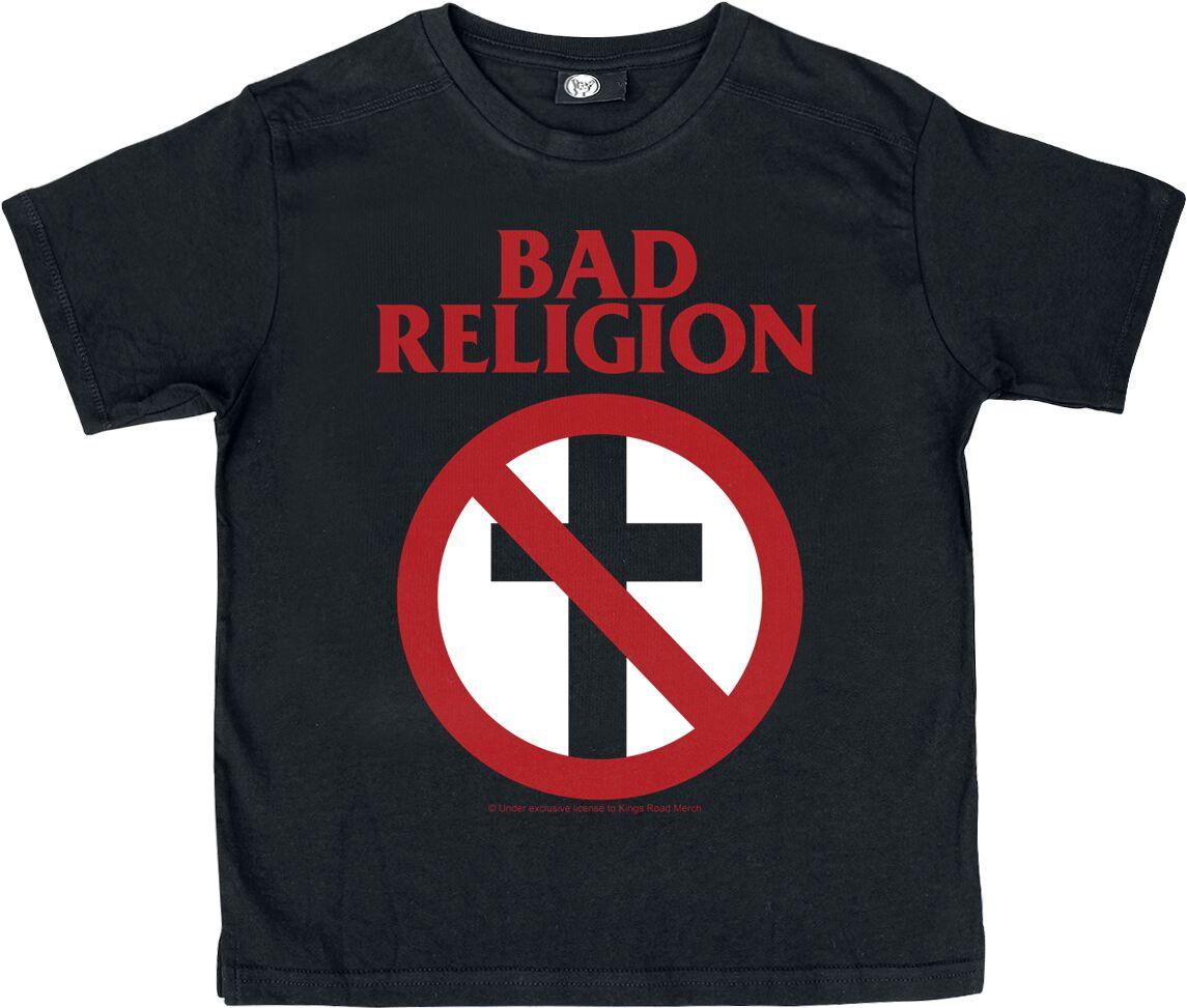Obraz z Bad Religion Logo Koszulka dziecięca czarny