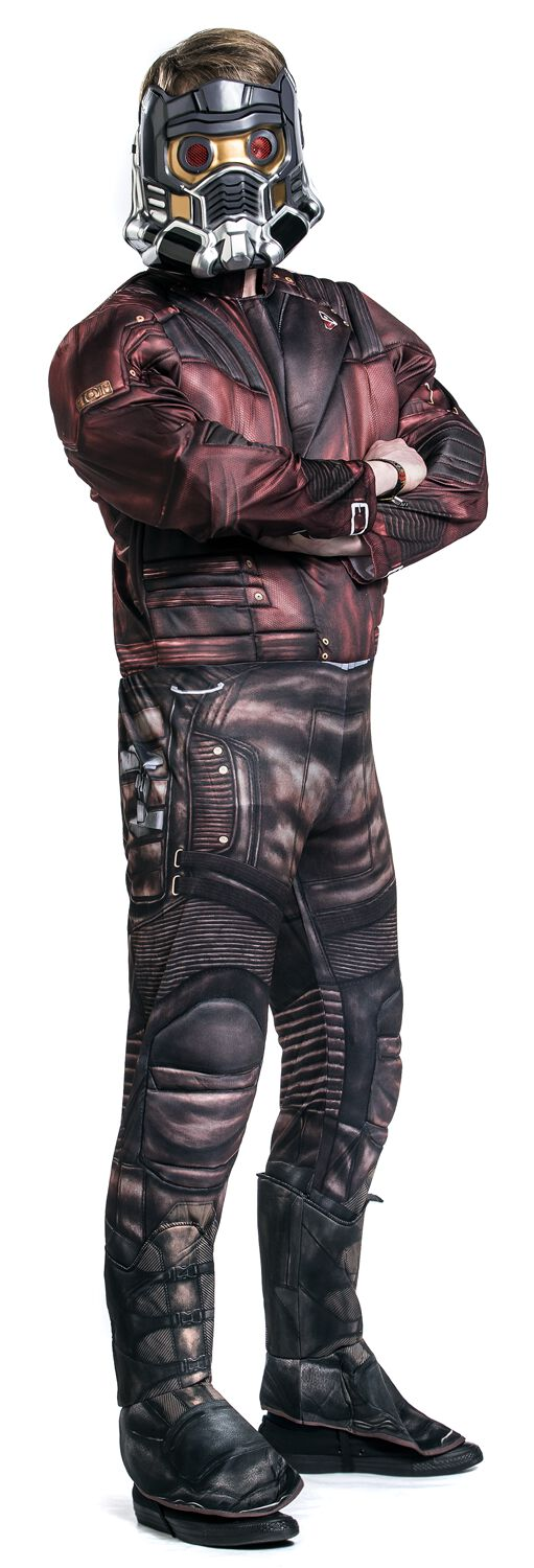 Image of   Guardians Of The Galaxy Star-Lord - Deluxe Kostume Standard