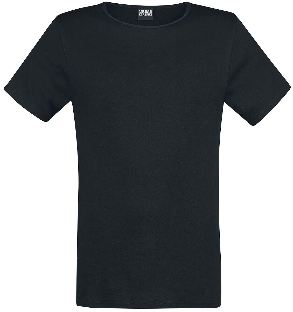 Image of   Urban Classics 2-Pack Seamless Tee T-Shirt sort