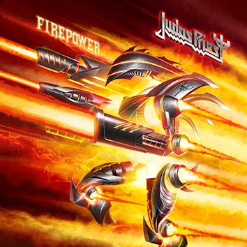 Image of   Judas Priest Firepower CD standard