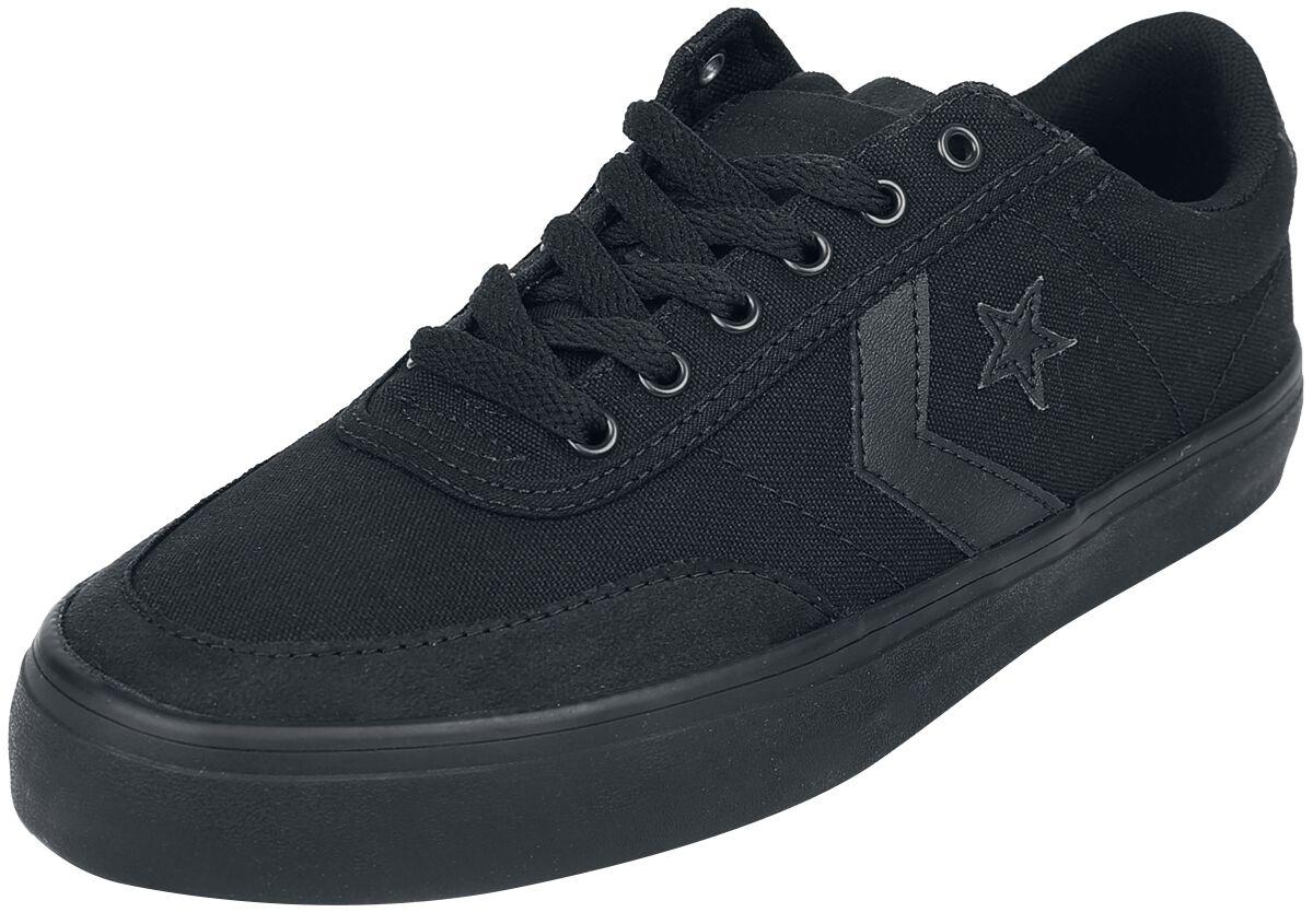 Image of   Converse Courtlandt - OX Sneakers sort-sort
