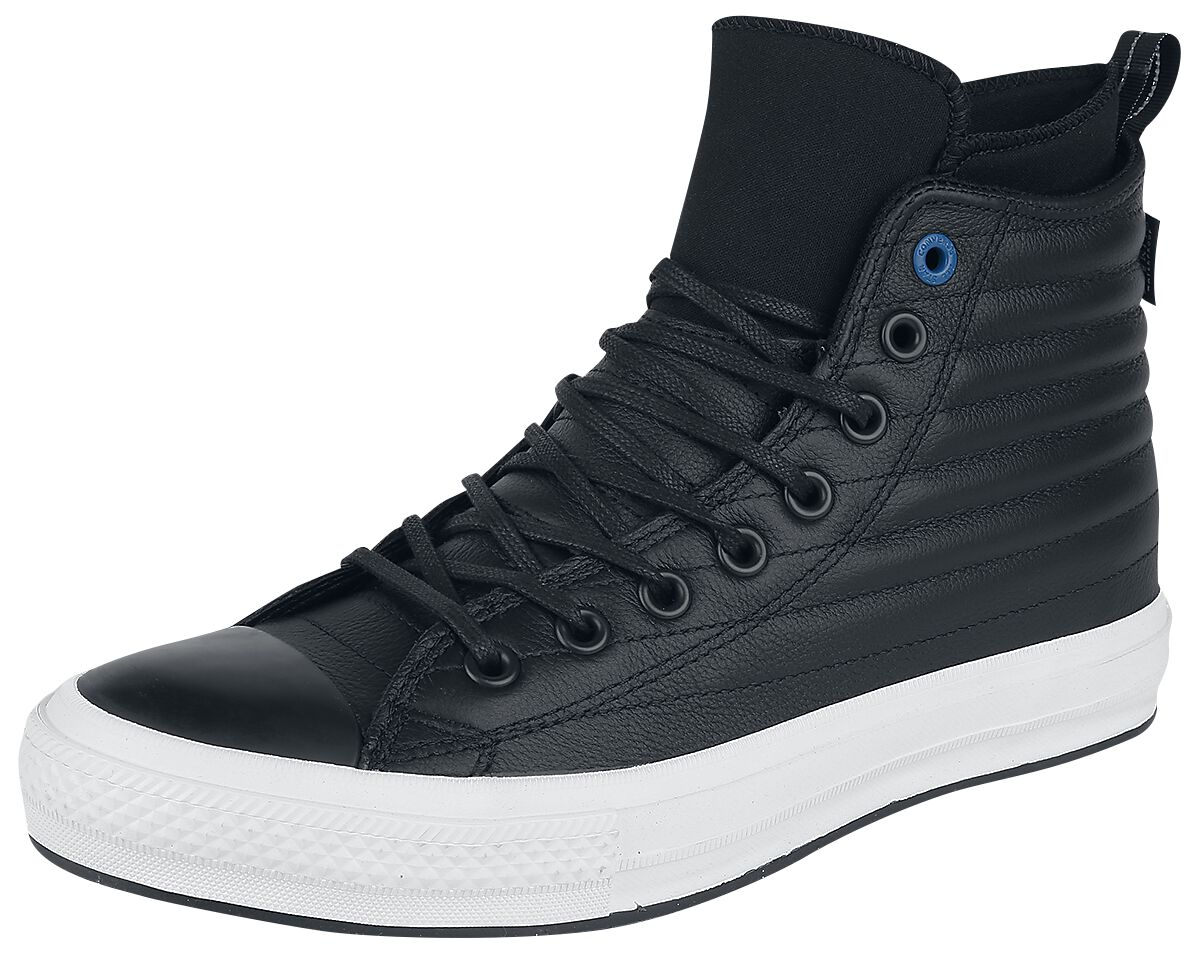 Image of   Converse Chuck Taylor All Star WP Boot Sneakers sort-hvid