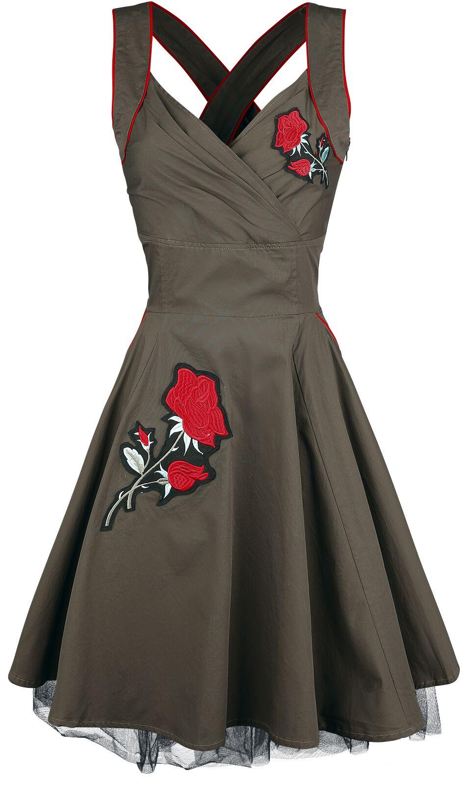 Image of   Vixxsin Marianne Dress Kjole khaki
