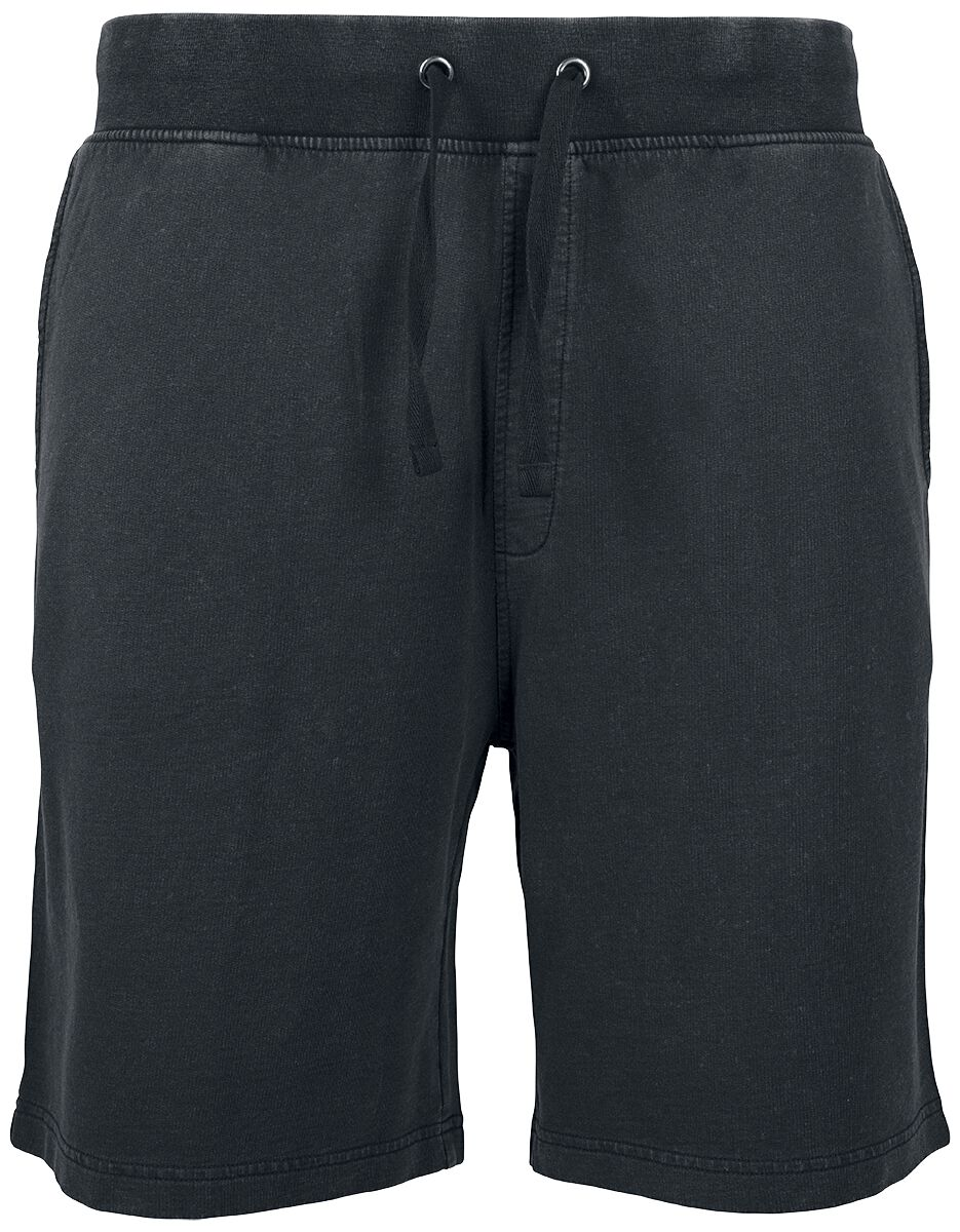 Image of   Urban Classics Acid Wash Shorts Shorts sort
