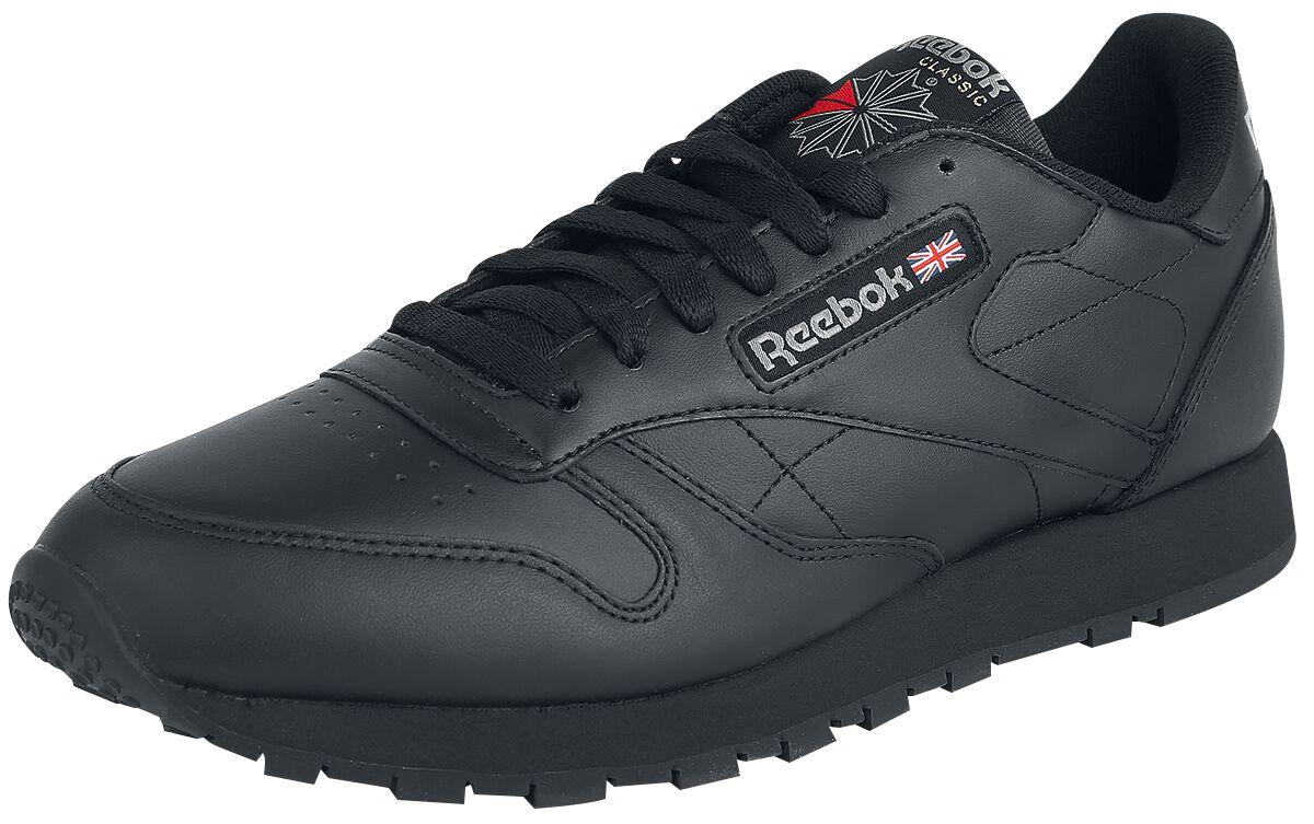 Image of   Reebok CL LTHR Sneakers sort