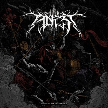 Ancst Ghosts of the timeless void CD Standard