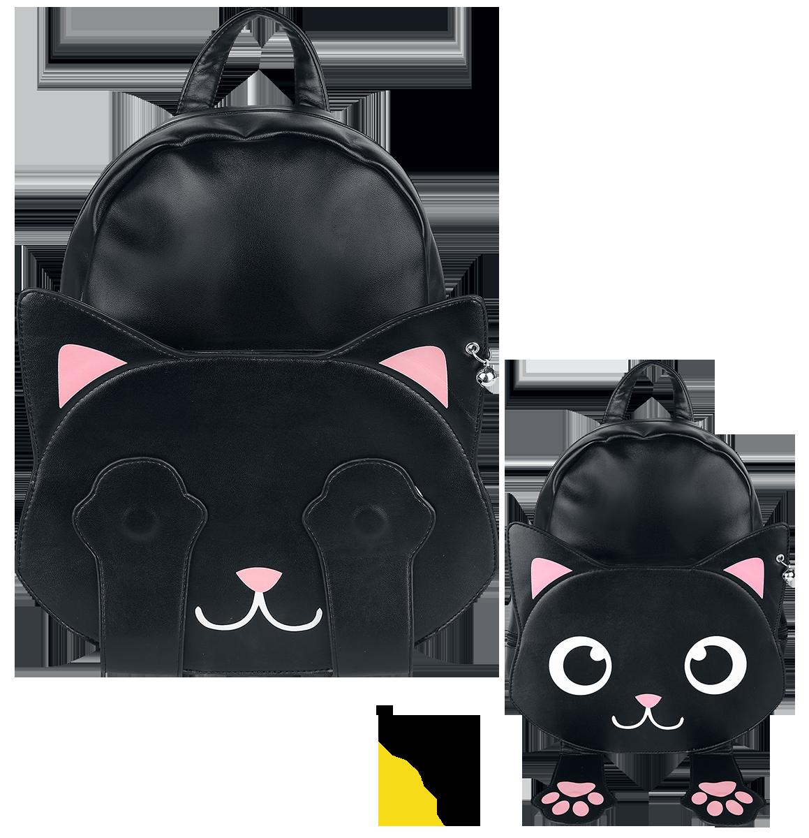 Banned - Backpack Of Tricks - Backpack - black-white
